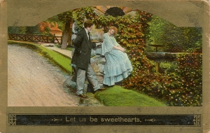 Let us be sweethearts