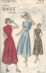 Vintage Vogue 40's Dress 2